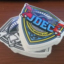 Dye Cut Sticker JDEC 20160223 122822