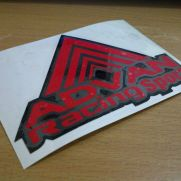 JDM Style Sticker advan racing