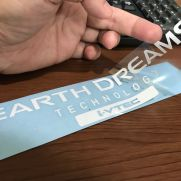JDM Style Sticker earth dreams