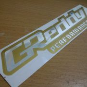 JDM Style Sticker greedy