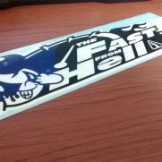JDM Style Sticker fast from hell