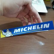 JDM Style Sticker michelin label